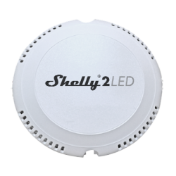 SHELLY 2 LED - WiFi Controller for 2 LED Lights up to 40W