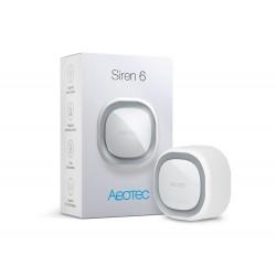 Aeotec Siren 6 - умна сирена