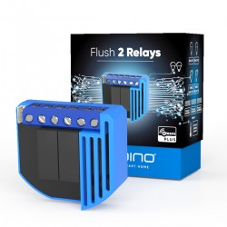 Qubino Flush 2 Relay with...