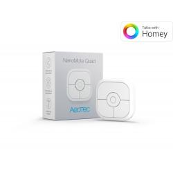 Aeotec NanoMote Quad -...